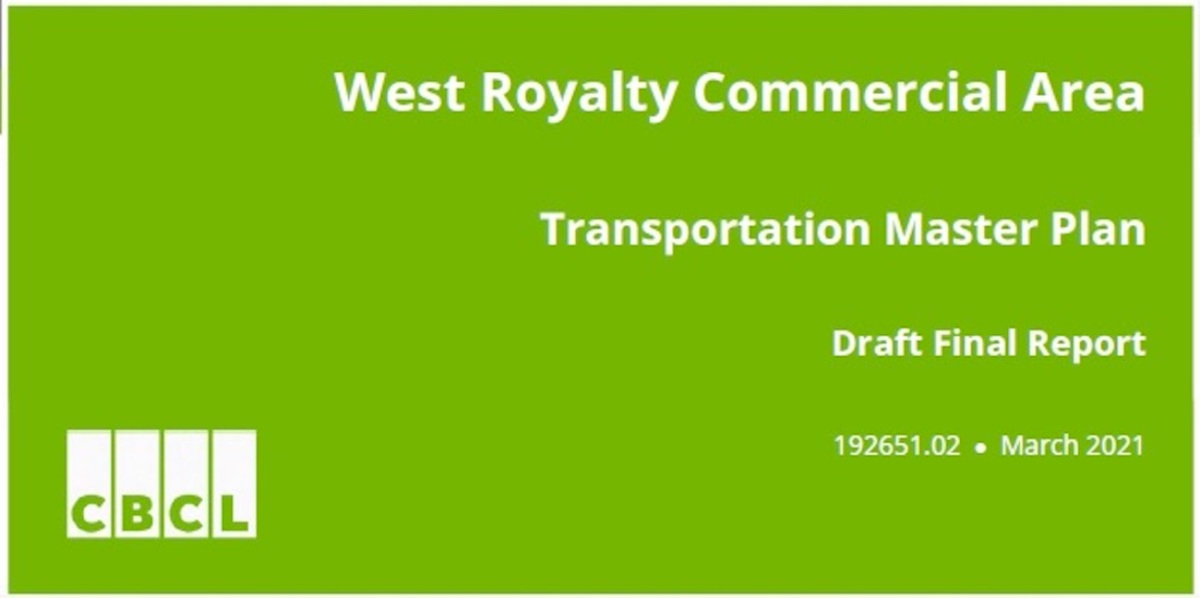 Transportation Master Plan: Make your voiceheard!