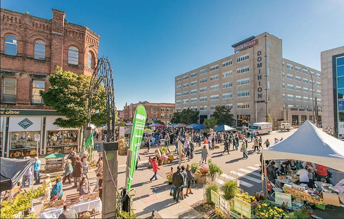 II. Walkable urban places — Economicbenefits
