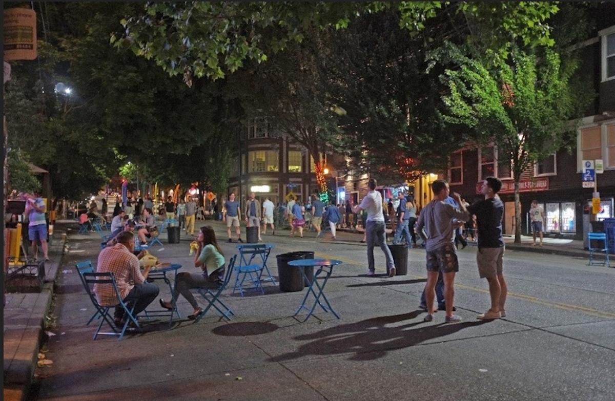 I. Walkable urban places — Socialbenefits
