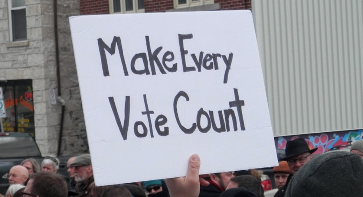 Municipal Voting Reform: Making every votecount